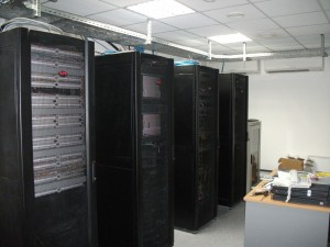 1 Серверная часть 1
